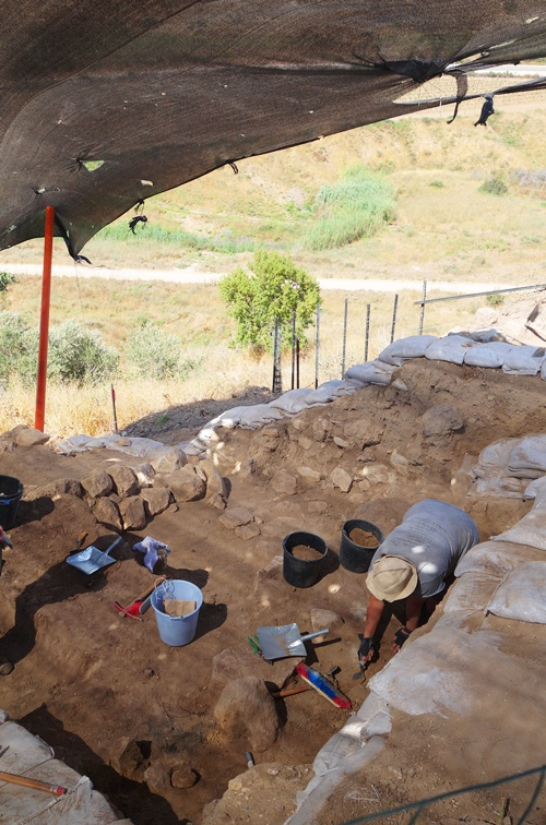 Archaeology, Archaeological Dig, Lachish, Dig, Buckets