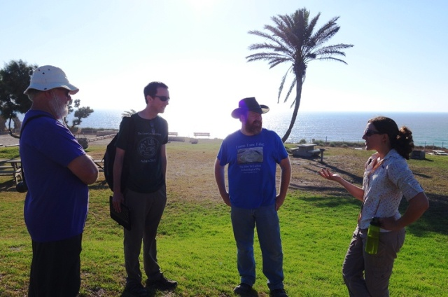 Mediterranean Sea, Tel Ashkelon, Guides, Archaeology