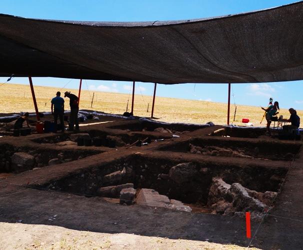 Legio Excavations, Roman Military Camp, Legio VI Ferrata