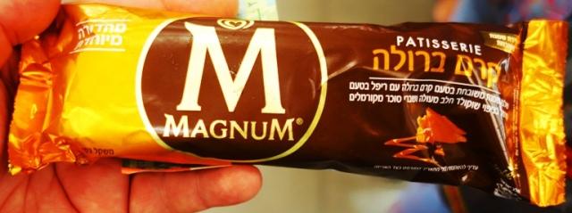 Magnum Bar, Creme Brulee, Ice Cream Bar, Belgian Chocolate, Magnum