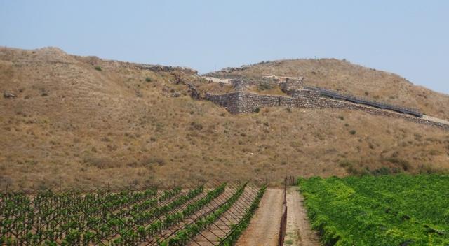 Lachish Israel, City Gates, Tel Lachish, Archaeology