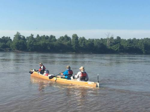 Missouri River 340, Canoeing, Water Race, Missouri River