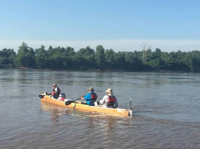 Missouri River 340, Canoeing, Water Race, Missouri River