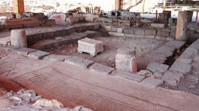 Migdal, Magdala, Synagogue, Archaeology, Magdala Stone, Migdal Stone