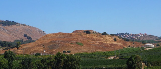 Abel Beth-Maacah, Joab, Abel, Sheba, Archaeology, Dig Site