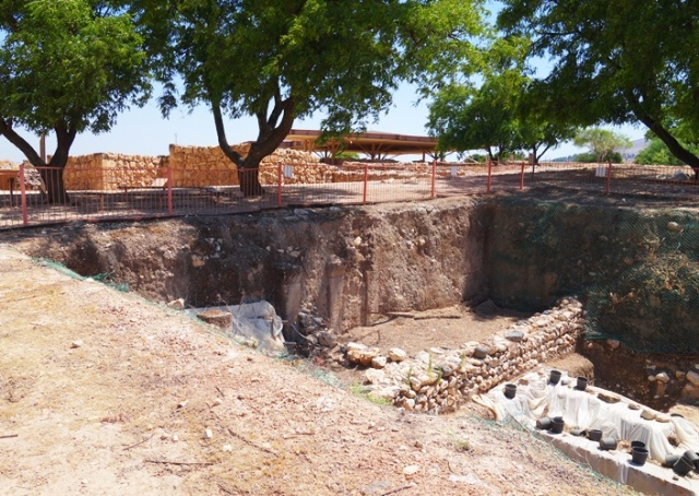 Hazor, Tel Hazor, Israel, Archaeology, Solomonic Gates, Archaeology