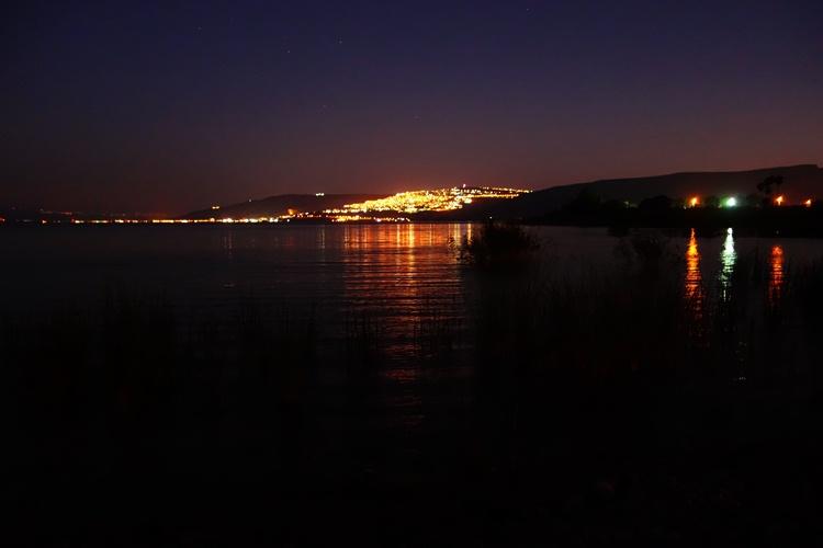 The Sea Of Galilee Braman S Wanderings