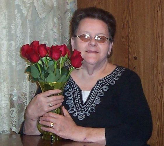 Sharon, Family Friend, Sharon Pinet, Roses