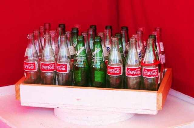 Ring Toss, Pop Bottles, Soda Bottles, Carnival Games