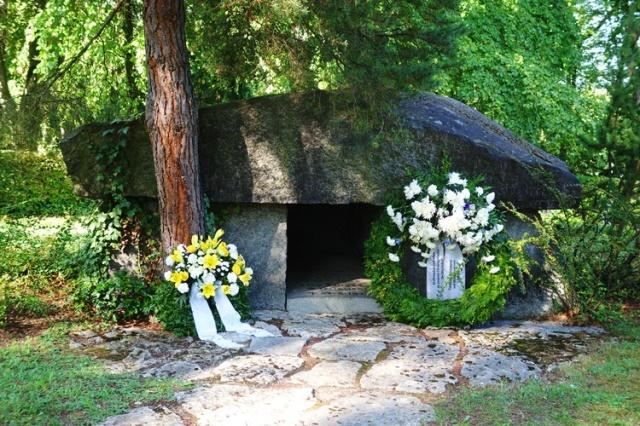 Otto Schott, Grave Stone, Cemetery, Jena, Germany, Schott, Zeiss, Abbe