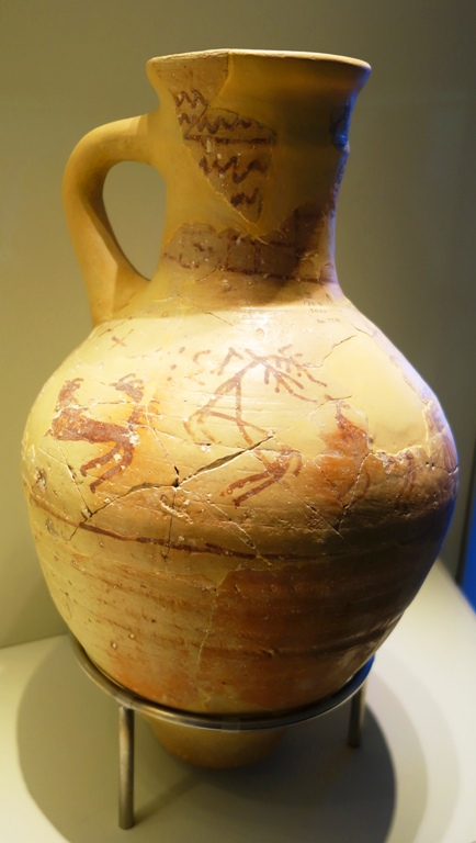 Lachish Jug, Proto-Canaanite, Script, Lachish, Fosse Temple III