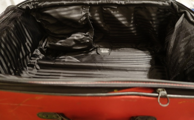 Empty Suitcase, Packing, packing formula, Trip, Travel