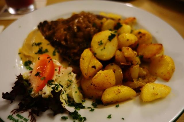 Thuringer Rostbratchen, Roter Hirsch, Jena, Germany, Old Restaurant