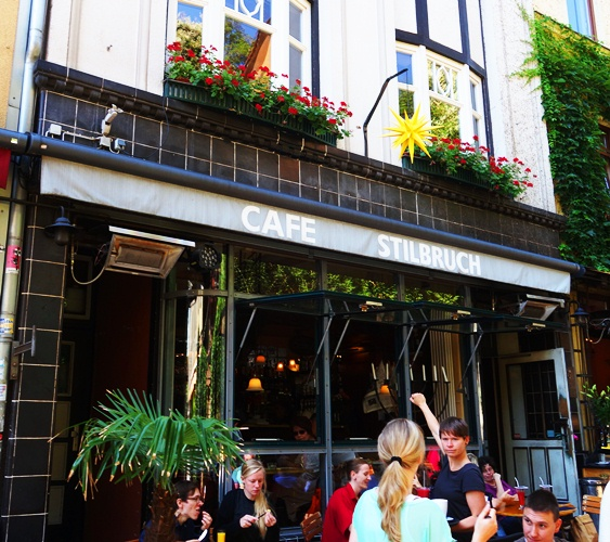 Stilbruch, Jean, Wagnergasse, Restoration Stilbruch, German Food, Cuisine, Restaurant