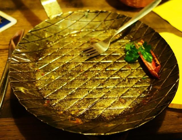 Biernen-pfanne, Cafe Stilbruch, German Cuisine, Thuringer Cusine