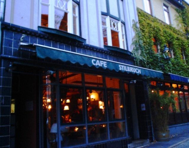 Stilbruch, Jena, Wagnergasse, Restaurant, German Food, Thuringian Food