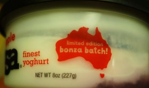 Noosa Yoghurt, Limited Batch, Cranberry Apple Yogurt, Yoghurt