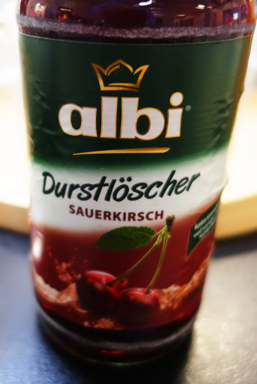 Sauerkirsch, Durstloscher, Albi, Germany, Cherry Juice, Sour Cherry