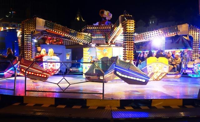 German Carnival, Midway, Jena, Altstadtfest