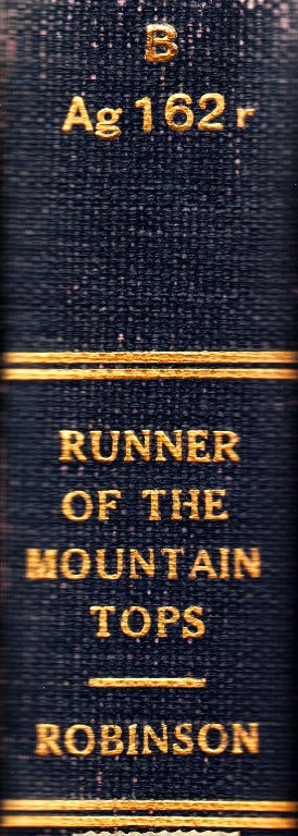 Louis Agassiz, Mabel Robinson, Runner of the Mountaintops, Newbery Honor Book