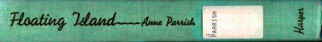 Floating Island, Anne Parrish, Doll House, Newbery Runner-up, Newbery Honor Book