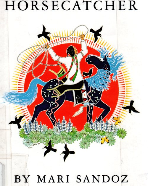 The Horsecatcher, Mari Sandoz, Newbery Honor Book, Newbery, American Indian