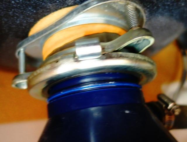 Garbage Disposal Adapter, Badger 5 Disposal