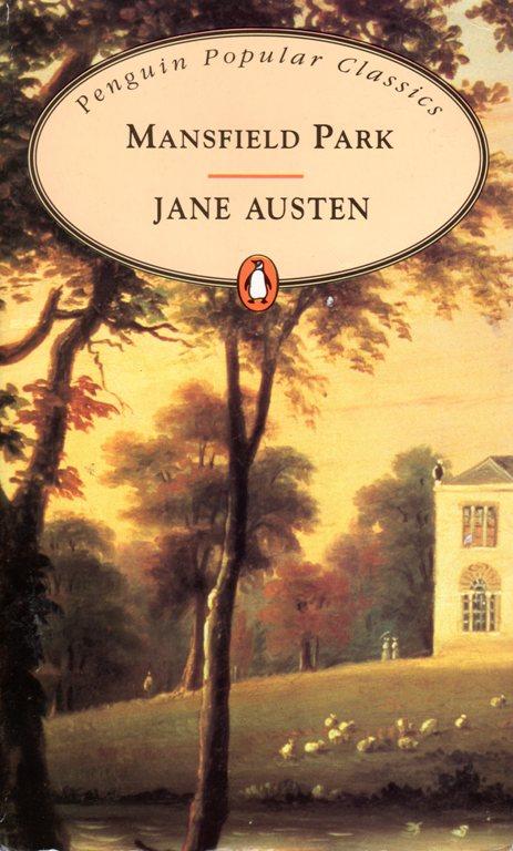 Mansfield Park, Jane Austen, Penguin Popular Classics, Literature, Book Acquisitions