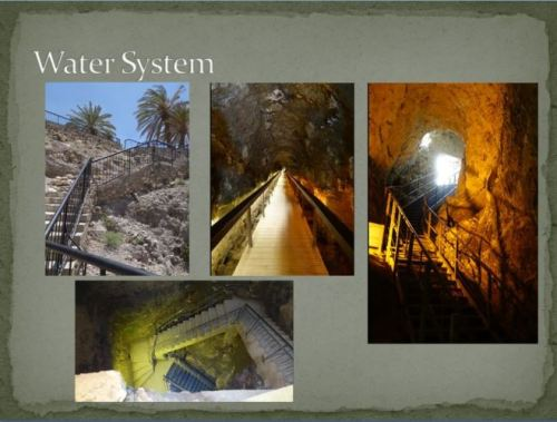 Water System, Megiddo, Archaeology, Well, Spring, Water Supply