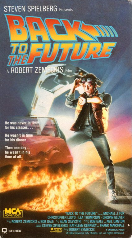 Back to the Future, Michael J. Fox, Future, Movies