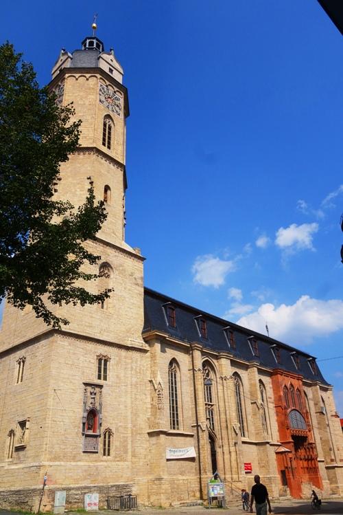 St. Michael Church, Jena, Germany, Martin Luther