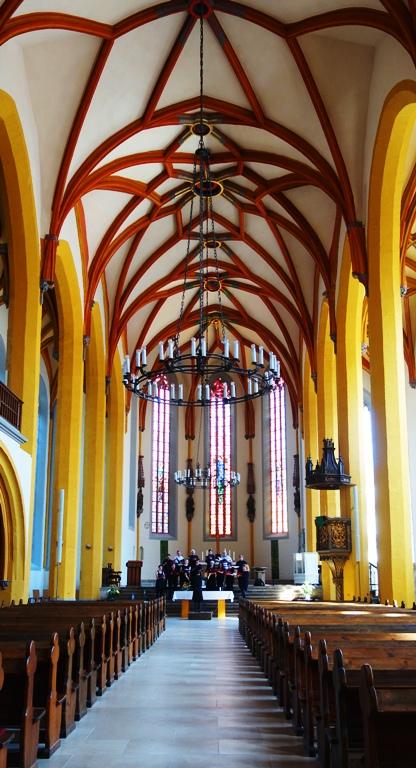 Jena, Germany, St. Michael's, Martin Luther