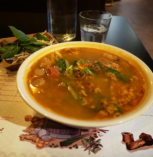 Wonderpho, Pho Cari, Vietnamese Food