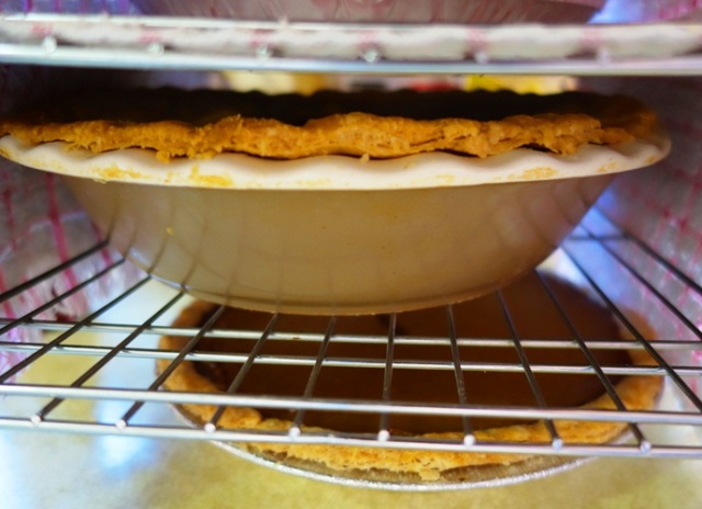 Canadian Thanksgiving, Pie Safe, Pies, Pumpkin Pie, Apple Pie