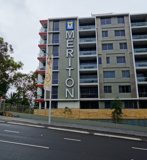 Meriton, North Ryde, Australia, Serviced Apartment