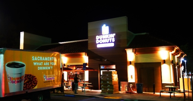 Dunkin' Donuts, Tracy California, Opening Soon, Donuts, Coffee