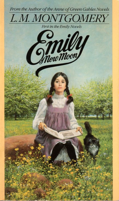 Emily of New Moon, L. M. Montgomery, Novels, literature, Canada, Prince Edward Island