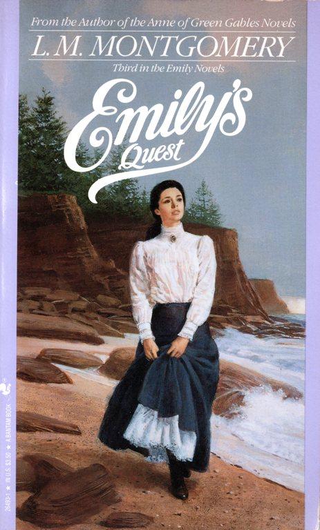 Emily's Quest, L. M. Montgomery, Canada, Emily Books, Prince Edward Island