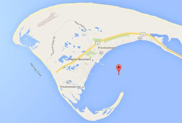 Provincetown Harbor, Massachusetts, Cape Cod,