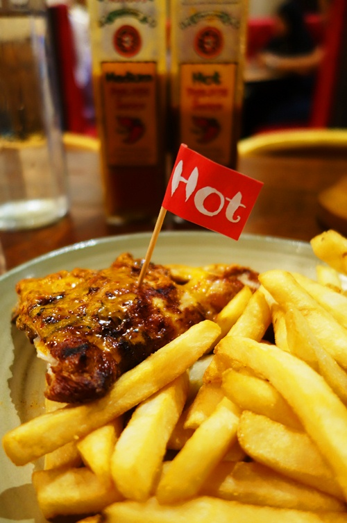 Nando's Chicken, Quarter Chicken, Portuguese Style Chicken, Peri Peri