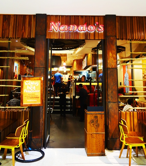 Nando's Fix, Nando's, Australia, Macquarie Centre