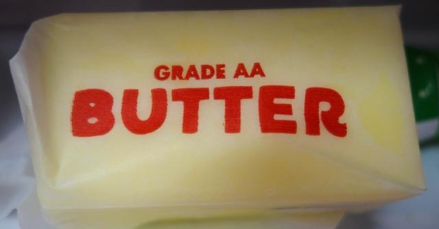 Butter, Grade AA, Butter Rice