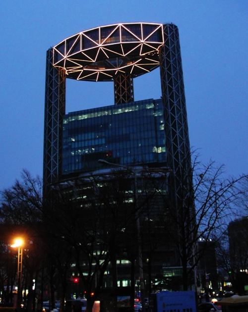 Jogno Tower, Seoul, South Korea, Late Night Restaurant