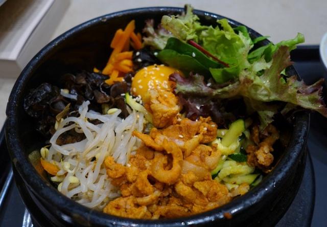 Korean Cuisine, Thanksgiving Meal, Australia, Bibimbap, Spicy Pork