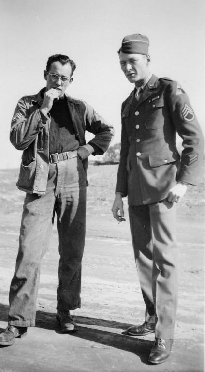 Veterans Day, Veteran, Vernon Cochran, cousins