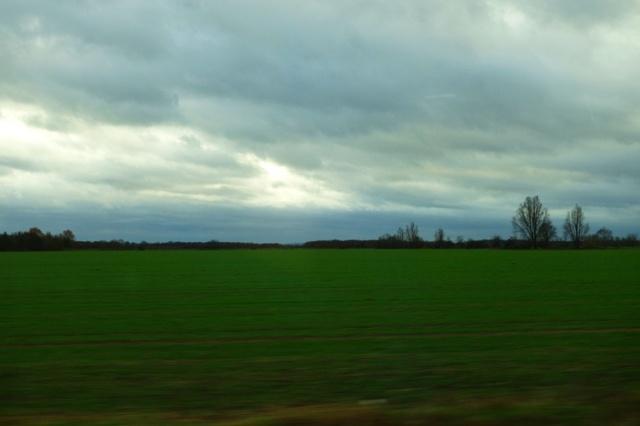 England, Field, Green Field, Midlands