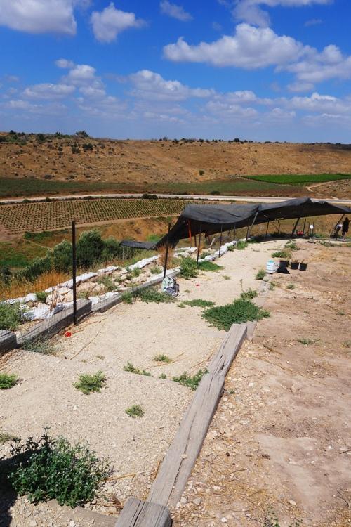Tel Lachish, Archaeology, Inscription, Semetic Inscription, Canaanite Inscription
