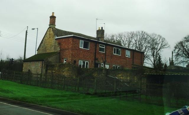 Maddocks, English Farm House, Midlands, Scenic Drive