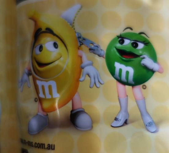 Banana M&M's, Australian M&M's, M&M flavors