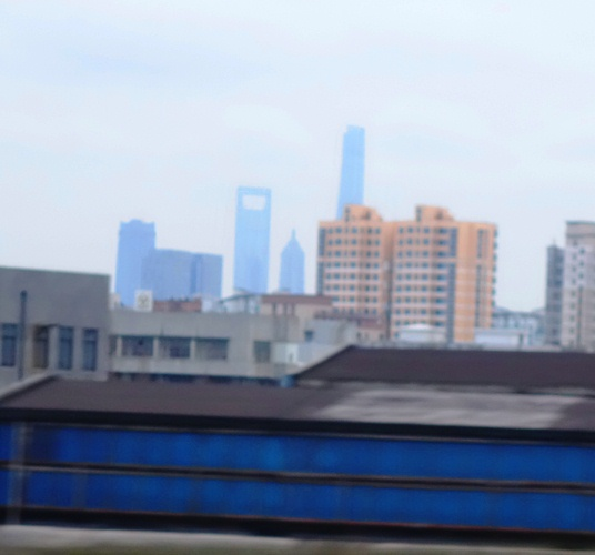 Pudong, Shanghai Tower, Shanghai World Financial Center, Jin Mao Tower